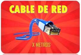 cable utp por metro