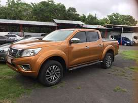 NISSAN FRONTIER XE MOD 2016 tdie