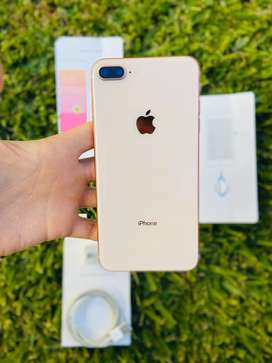 IPHONE 8PLUS ROSE GOLD 256gb