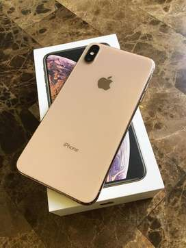 iPhone Xs Max de 256Gb Dorado