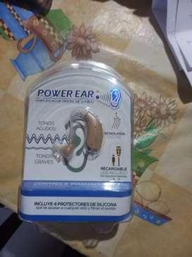 Vendo  audífono  alta complejidad