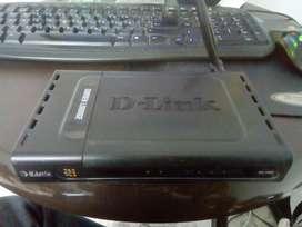 Router D-Link DGL 4300