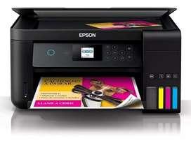 Impresora multifuncional de tinta continua epson L4160