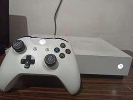 Xbox one s con muchos juegos