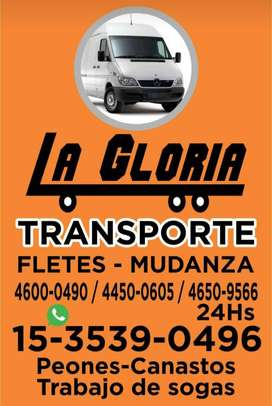transporte La Gloria