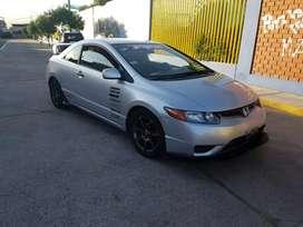 Vendo Mi Honda deportivo civic coupe
