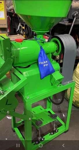 Trilladora de arroz 150 kilos x hora con