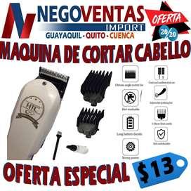 MAQUINA CORTADORA DE CABELLO , CORTADORA DE CABELLO