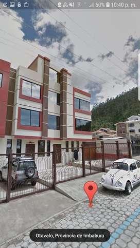 Arriendo departamento en Otavalo