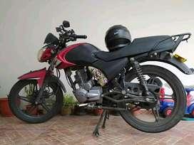 Moto Dukare cc150 modelo 2020