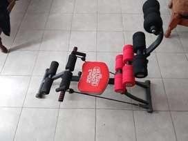 Vendo máquina de ejercicios