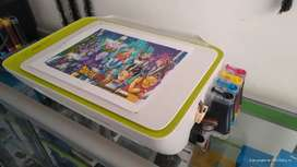 Impresora hp2135 con sistema de tinta