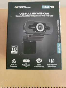 Camara Web Full HD
