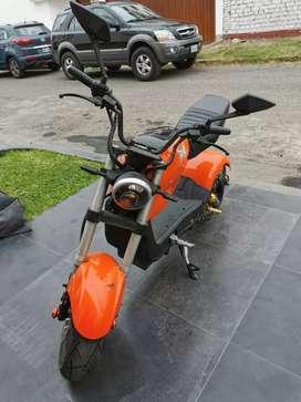 Moto Eléctrica/Scooter eléctrico Katana por ocación,precio negociable