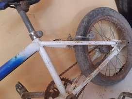 marco de bicleta