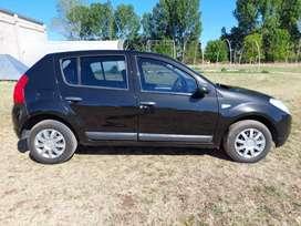 Renault Sandero Confort 1.6 16v modelo 2008