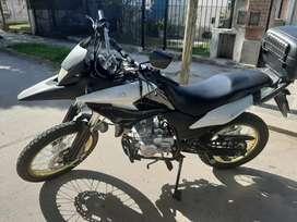 Moto cerro