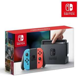 Nintendo Switch 32gb 2018 - Misamovil