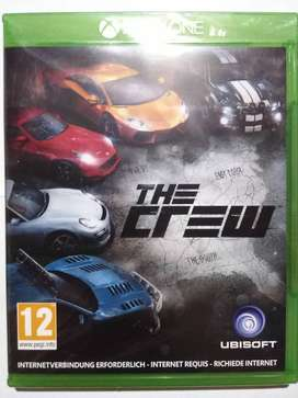 The Crew Xbox One Usado