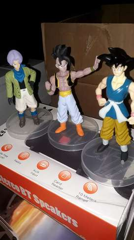 Figuras de Dragon Ball Gt