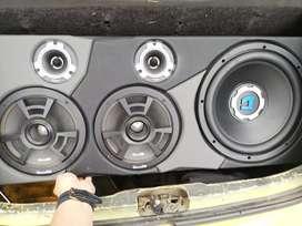 Sonido de carro