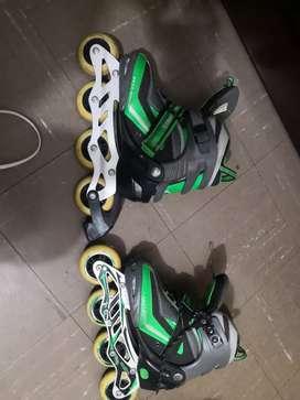 Se venden patines originales nuevos, muy negociable