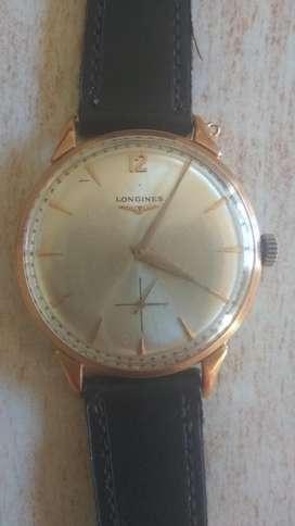 Reloj Longines de Oro 18 kilates - Hombre
