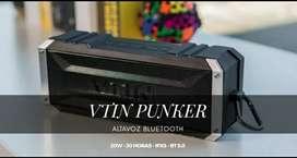 Altavoz bluetooth vtin punker