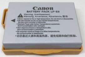 Batería Original Canon Lp-e8 Para Cámaras T2i,t3i,t4i,t5i