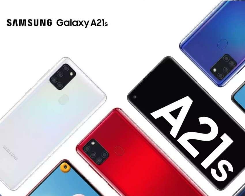 Samsung A21s 64gb 100% Original y Nuevo 0