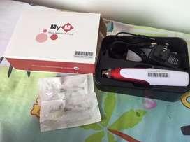 Derma pen portatil