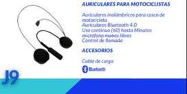AURICULARES PARA MOTOCICLISTAS