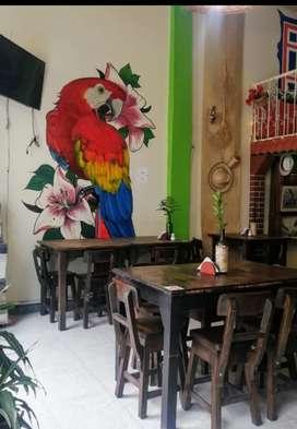 Restaurante en Filandia Quindio