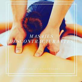 Masajes  relajantes  rehabilitacion
