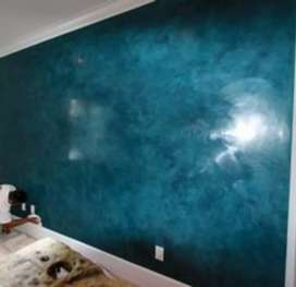 Maestro pintor en decoracion interior y exterior tratamientos para humedad