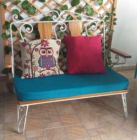 Vendo Hermoso Sofa Vintage