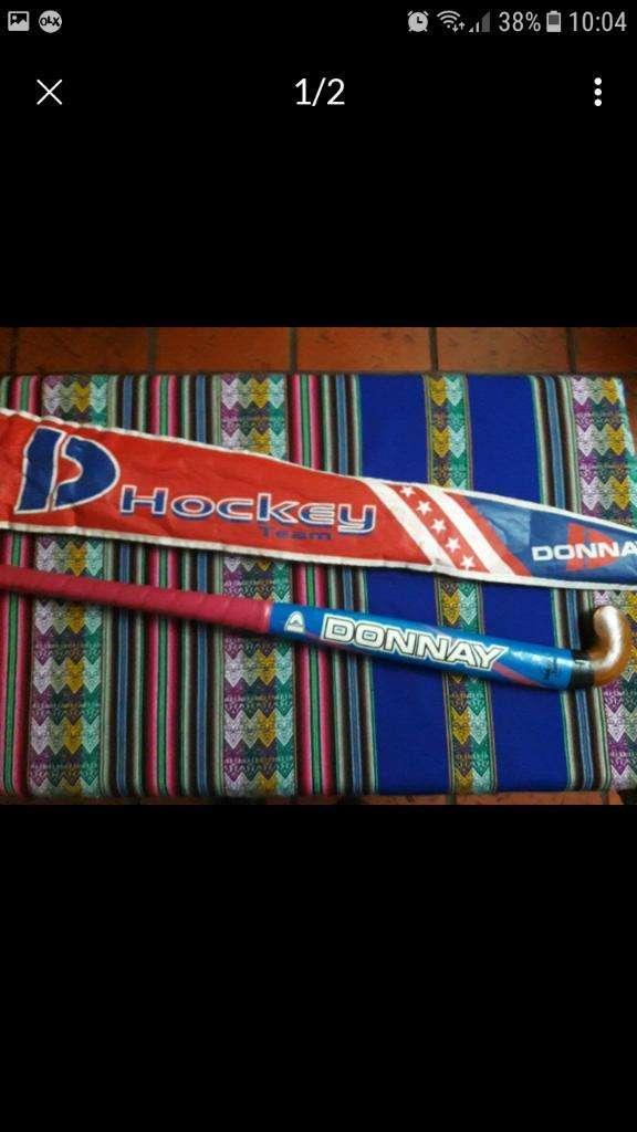 Palo Hockey con Funda 80 Cm 0