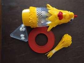 Juego De Mesa Game Chicken La Gallina Saca La Pluma Ditoys
