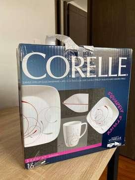 Vajilla CORELLE - Caja sin abrir
