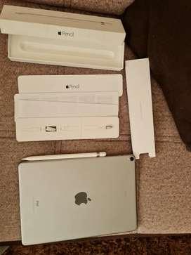 Vendo o cambio, ipad pro 10,5 120hz con byppas + apple pencil, leer descripción se entrega con lo de las fotos