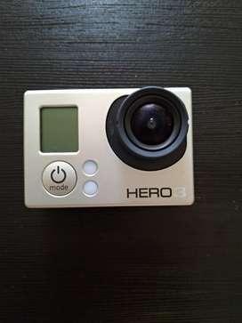 Cámara Go Pro Hero 3