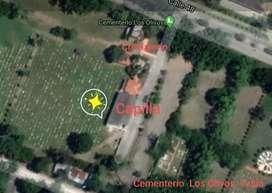 Lote Cementerio Los Olivos Tulua, Valle.