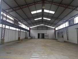 Alquiler de Bodega más oficinas en Portoviejo