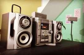 Sony mhc-dp.800AV en estado inmaculado!!