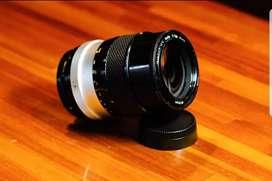 Nikon Lente Nikkor 135 mm QC auto f2.8 Ai