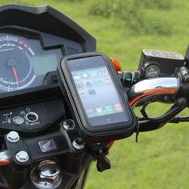 Holder Soporte De Celular Para Moto Bicicleta Gps