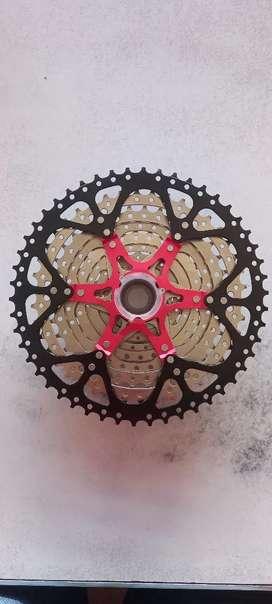 Pacha bicicleta nueva
