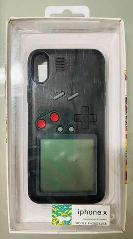 Carcasa Tetris iPhone X