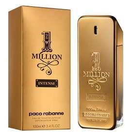 Perfume One Million Intense de Paco Rabanne Caballero 100ml ORIGINAL