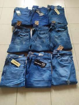 Jeans para caballero BBB